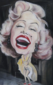 Chris Pavlick Marilyn Monroe