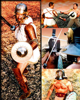 Stunt Action Specialists - SAS - Roman Gladiators