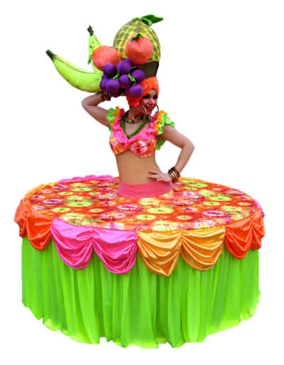 Living table Carmen Miranda