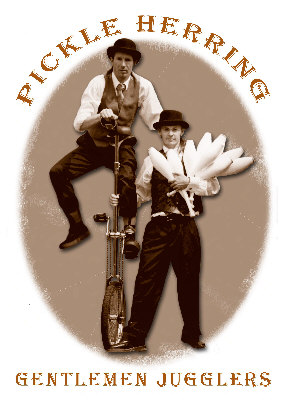 Pickle Herring, Gentleman Jugglers